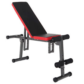 Weight Bench Fitness Workout Bench Gym