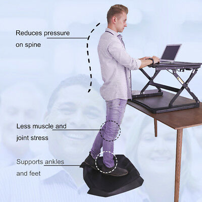 Anti Fatigue Standing Desk Mat Floor Standing Mat Comfort Floor Mats for Kitchen Door Mats & Floor Mats
