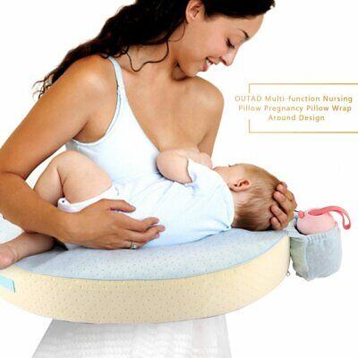 Breast Feeding Multifunction Elevate Adjustable Nursing Pillow Feeding Support