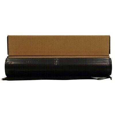 Plastic Sheeting Roll 6 ft. x 100 ft. Black 6 Mil. Polyethylene Heavy-Duty](Black Construction Plastic)