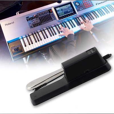 Keyboard E-Piano Fuß Sustainpedal Fußschalter Pedaleffekt Für Yamaha Casio ES