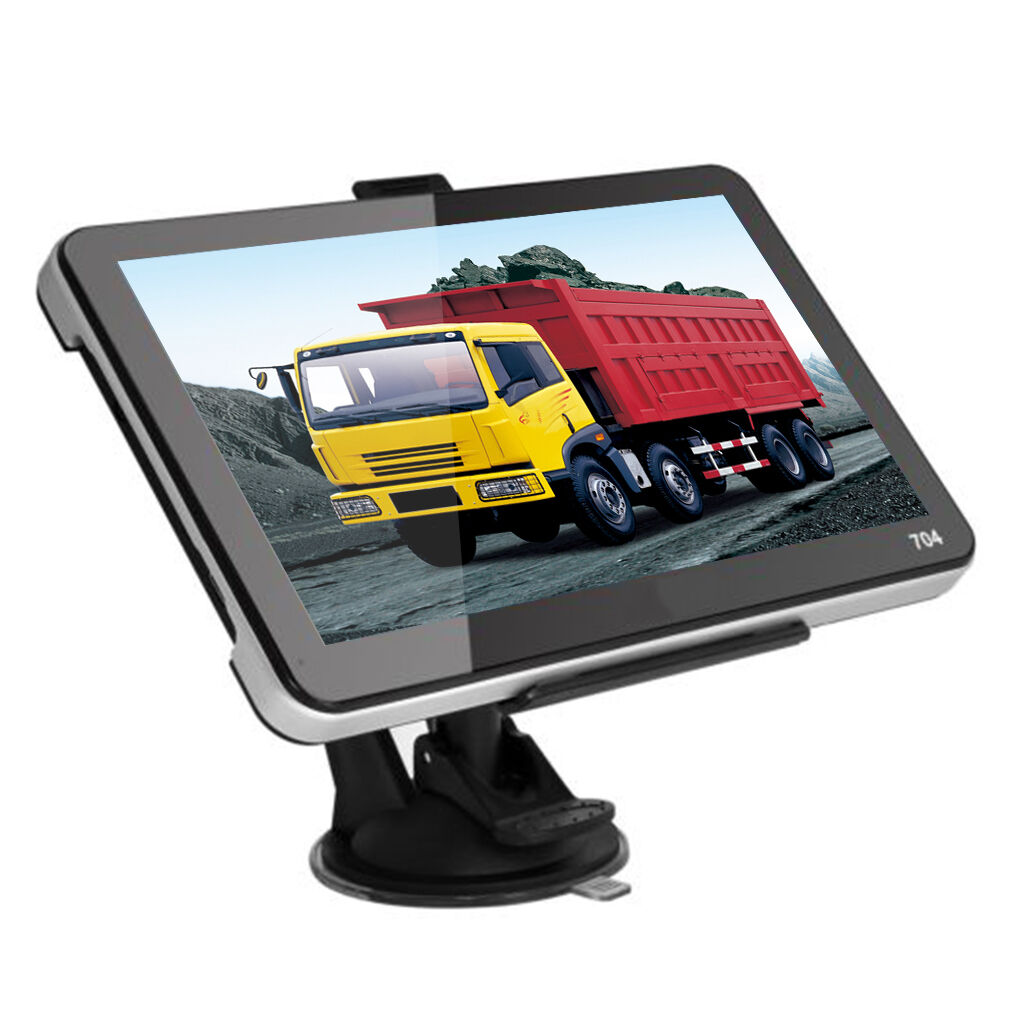 Navigation System In Truck : Gb truck car gps navigation system sat nav bluetooth