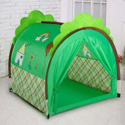 KIDS Play Tent House Girls Toys Outdoor / Indoor Princess Castle Mesh Tents BR ()