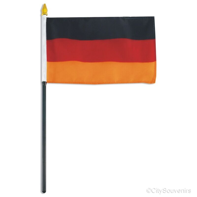 Germany Flag (Small) - German Souvenir Party Event Collectible Travel Gift