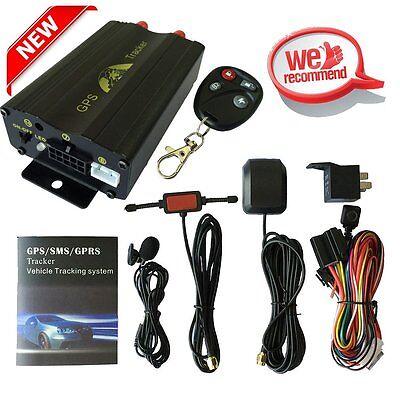 Car Gps Tracker Gps Gsm Gprs Tracking Device Remote Control Auto Vehicle Tk103b