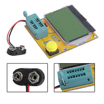 12864 Mega328 Esr Transistor Resistor Diode Capacitor Mosfet Testertest Hook Sw