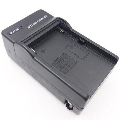 Battery Charger for SONY DCR-VX2100 DCR-VX2000 DCR-VX1000 Mini DV Camcorder AC/U
