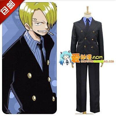 one piece Sanji cosplay - Sanji Cosplay Kostüm