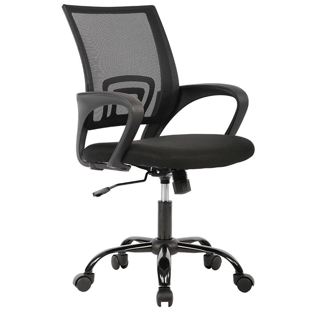 New Ergonomic Mesh Computer Office Desk Midback Task Chair w