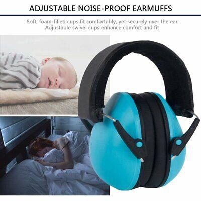 Earmuffs Noise Soundproof Ear Protectors For Travel Sleep Reduction Noise M