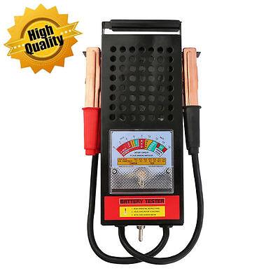 load tester 100 amp load type 6v 12v mechanics 6 12 volt car truck new battery. Black Bedroom Furniture Sets. Home Design Ideas