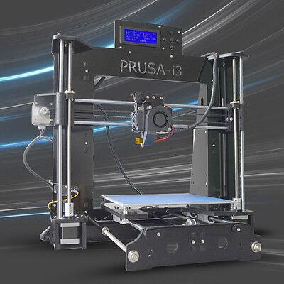 2017 Upgraded Quality High Precision Reprap i3 DIY 3d Printer from USA