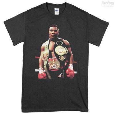 Mike Tyson Iron Mike Champion Boxing T-Shirt - Black Unisex Classic Tee SunFrog Solid Unisex T-shirt