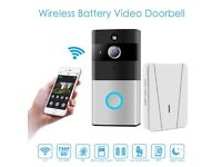 Accfly 720P HD WIFI Security Camera with Chime