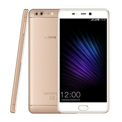 """LEAGOO T5 4GB+64GB 5.5"""" 4G Smartphone 4G+64GB Octa Core MTK6750T 1.5GHz Handy gebraucht kaufen  Deutschland"""