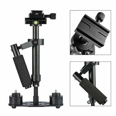 Palmare Portatile stabilizzatore per Videocamera DV DSLR / Nikon / Canon / Sony