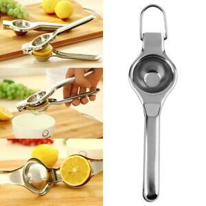 Metal Bar Lemon Orange Lime Squeezer Juicer Kitchen Tools Manual Press Juicer
