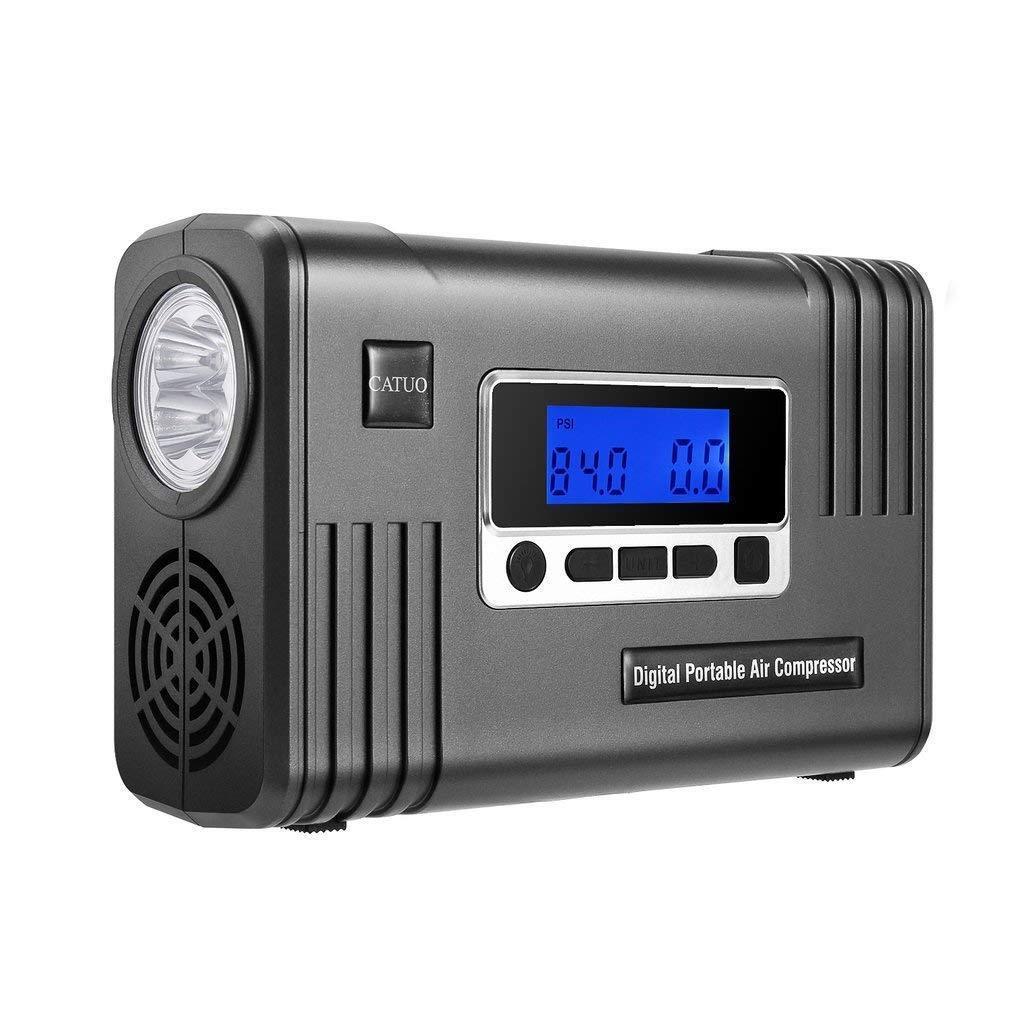 T-MAX 47-3850 12-Volt 120-psi Portable Compressor