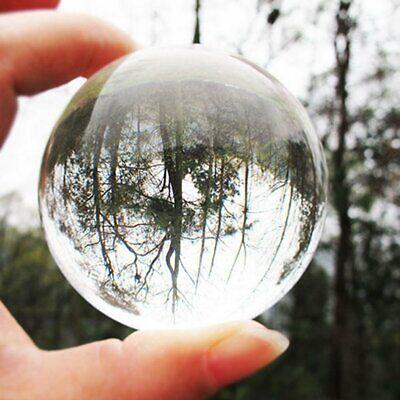 100mm Fotokugel Glaskugel klar Kristallkugeln ohne Lufteinschlüsse Fotografie Luft Glas