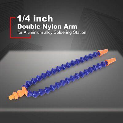 Soldering Iron Helping Holder Third Hand Flexible Arm Usb Magnifier Welding Tool