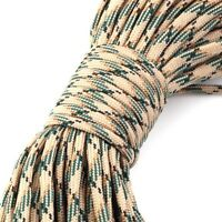 100ft 7 Strand Core 550 Paracord Parachute Cord Lanyard Mil Spec Desert Camo Sv - unbranded - ebay.co.uk
