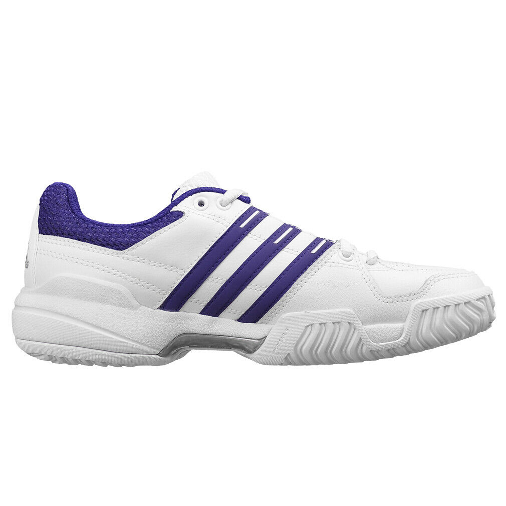 New Adidas Women/'s Response Aspire Tennis Shoes White//Black 10