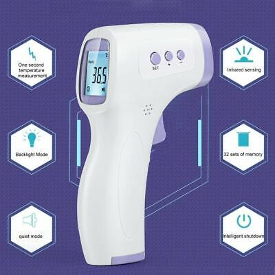 Non-contact Infrared Thermometer Digital Electronic Hand-held Body Forehead Gun