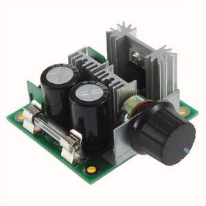 1 Pc 12 40 Vdc 10 Amp Pulse Width Modulated Motor Speed