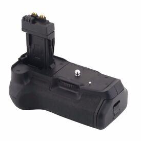Battery Grip For Canon EOS 60D DSLR Digital Camera