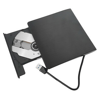 USB 3.0 Salcar-CD-RW DVD±RW Brenner Slim Extern Laufwerk Portable Brenner S. ES online kaufen