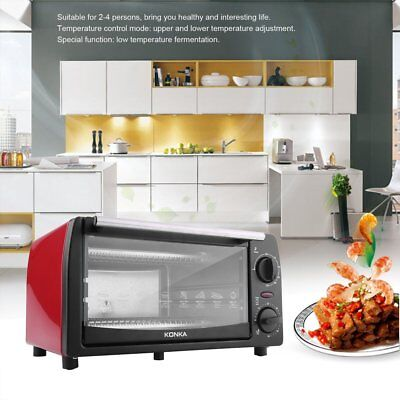 Exciting Baking Oven 1050W Rapid Wave Toaster Convection Countertop Cooking SA