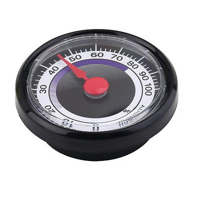 Durable Analog Hygrometer Humidity Meter Power-Free Indoor Outdoor High Quality