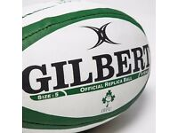 Gilbert Ireland Official Replica Ball Size 5...................Brand New