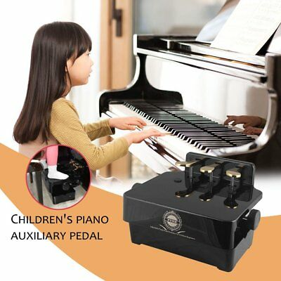 PA-23 Adjustable Piano Pedal Extender Bench Assistant Lifting Children Kids RB