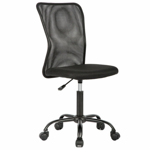 New Mesh Office Chair Computer Middle Back Task Swivel Seat Ergonomic Chair