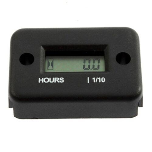motorrad tacho hour meter digital tachometer. Black Bedroom Furniture Sets. Home Design Ideas