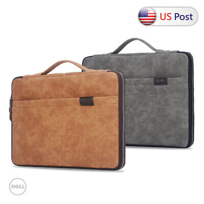 Laptop Case Bag Sleeve For DELL XPS 13 XPS 15 Latitude 14 Vostro 14 Inspiron 15