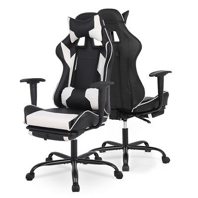 Office Chair Gaming Chair Recliner Racing High-back Swivel Task Desk Chair 468 High Back Swivel Chair