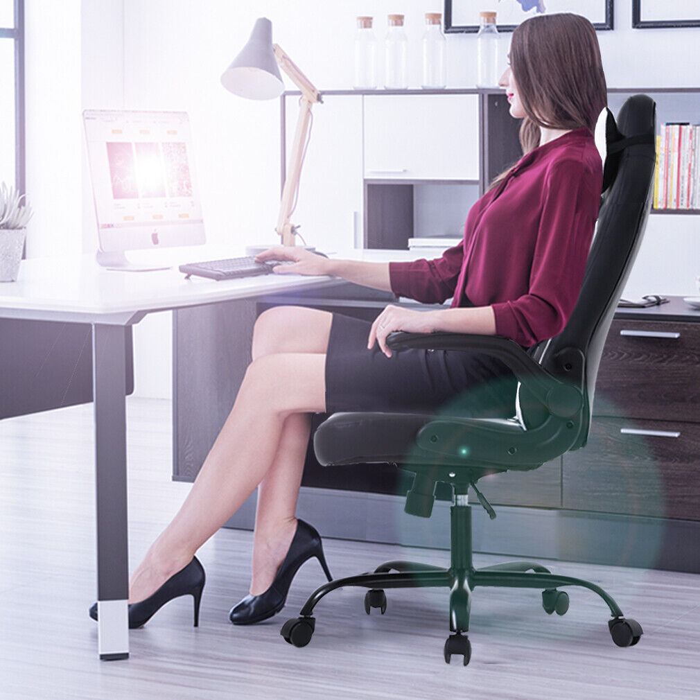 New High Back Racing Office Chair Recliner Desk Computer Chair Gaming Chair RC66 Chairs