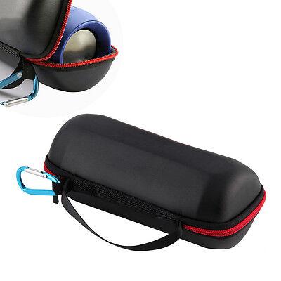 Bluetooth Speaker Stoßfest Tragetasche Tasche Hülle PU Case für JBL Charge 2 &TN