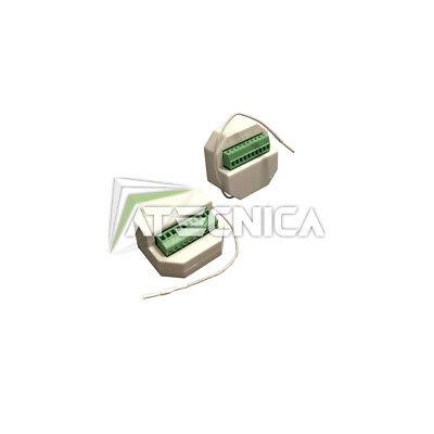 Central Control Receptor Para Motores Claraboyas Wasistas MX3 Atecnica