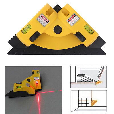 Right Angle 90 Degree Vertical Horizontal Laser ...
