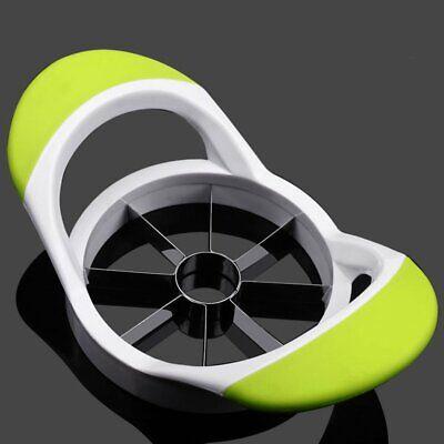 8-Blades Apple Slicer Corer Cutter Wedger Divider Stainless Steel Rt
