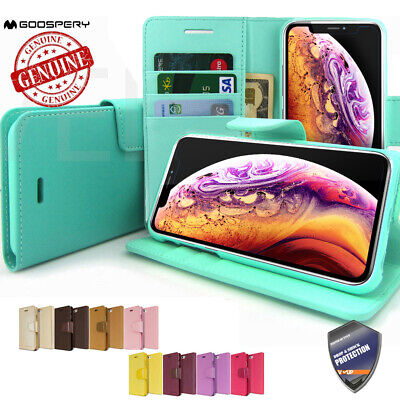 Lock Flip book wallet Leather Case Cover for Apple iPhone XR XS 8 7 5s 6 6s Plus Flip Lock Wallet