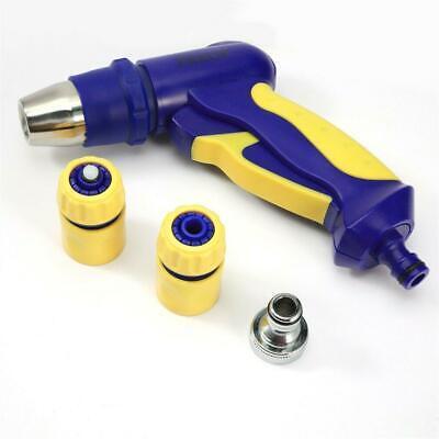 High Pressure Garden Water Gun Sprinkler B Spray Nozzle Car Washing Irrigation.