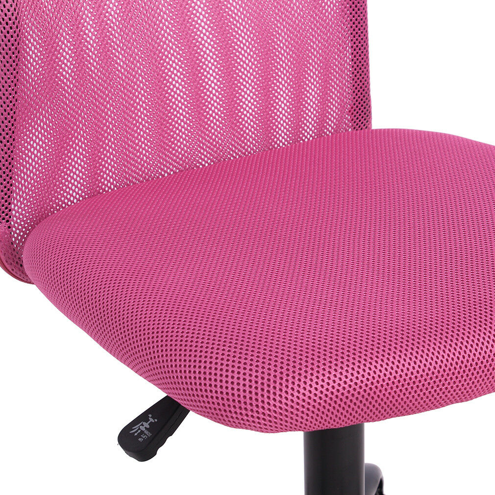Set Of 4 Mesh Office Chair Computer Mid-Back Task Swivel Seat Ergonomic Chair Business & Industrial