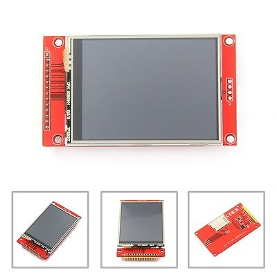 2.8 Tft Lcd Display Touch Panel Spi Serial 240320 Ili9341 5v3.3v Stm32