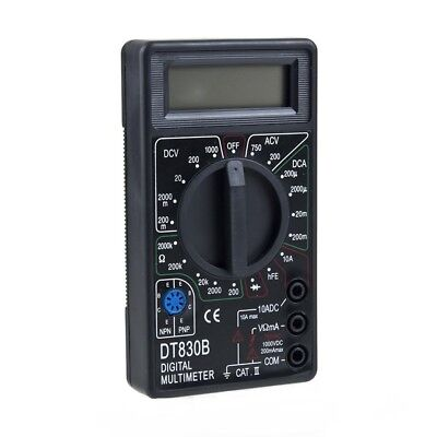 DIGITAL LCD MULTI-METER VOLT OHM AC DC Volt Meter