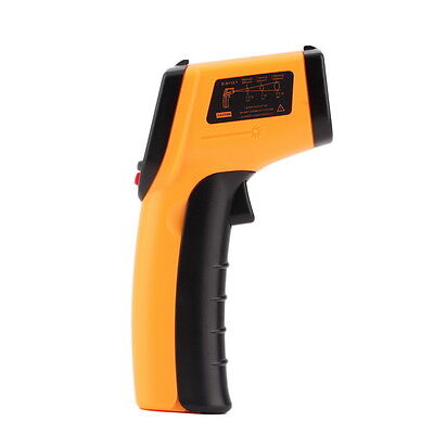 Hot Non-contact Lcd Ir Laser Infrared Digital Temperature Thermometer Wt