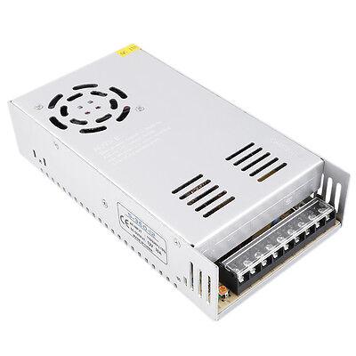 Regulated Switching Power Supply Dc 12v 30a 360w Led Strip Light Cooling Fan Ek